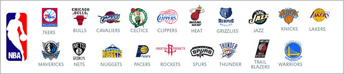 NBA TEAMS