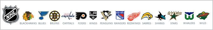 NHL TEAMS