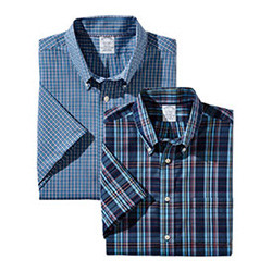 MIX & MATCH BROOKS BROTHERS SHORT-SLEEVE SPORT SHIRTS