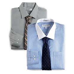 MIX & MATCH ENRO $75 DRESS SHIRTS