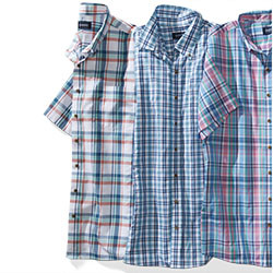 MIX & MATCH EASY-CARE & MORE SHORT-SLEEVE SHIRTS