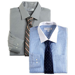 MIX & MATCH ENRO $75 DRESS SHIRTS