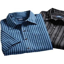 MIX & MATCH SHORT-SLEEVE MICROFIBER SHIRTS