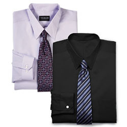 MIX & MATCH TRAVELER TECHNOLOGY DRESS SHIRTS
