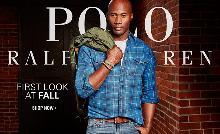 POLO RALPH LAUREN | FIRST LOOK AT FALL | SHOP NOW
