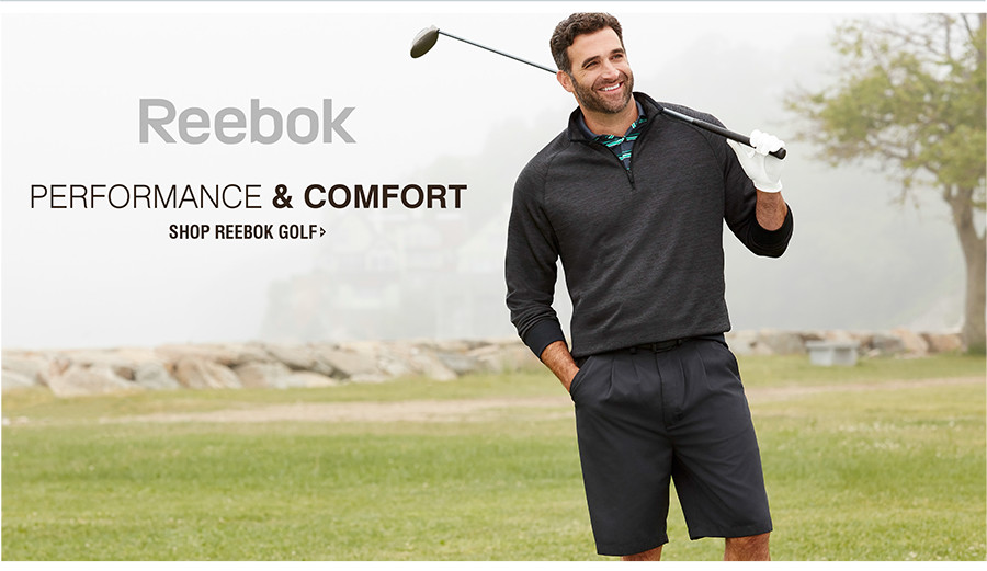 REEBOK | PERFORMANCE & COMFORT | SHOP REEBOK GOLF
