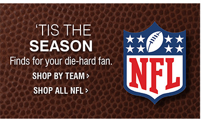 'TIS THE SEASON | Finds for your die-hard fan.