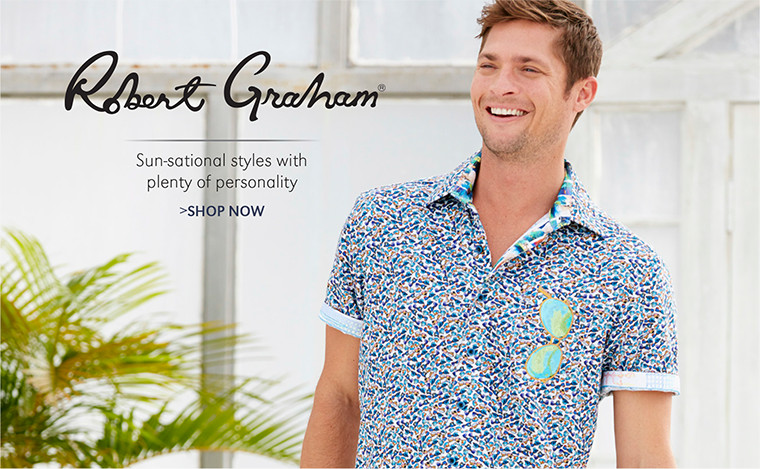 Robert Graham | Sun-sational styles with plenty of personality | SHOP NOW