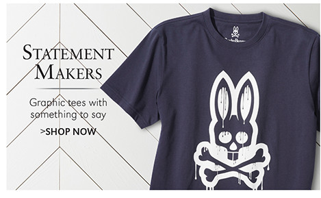 Statement Makers | Graphic tees with something to say | SHOP NOW