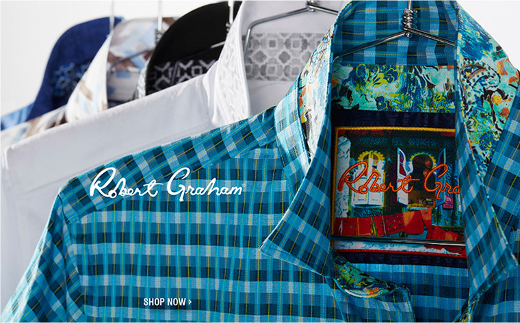 IT'S ALL IN THE DETAILS | SHOP ROBERT GRAHAM