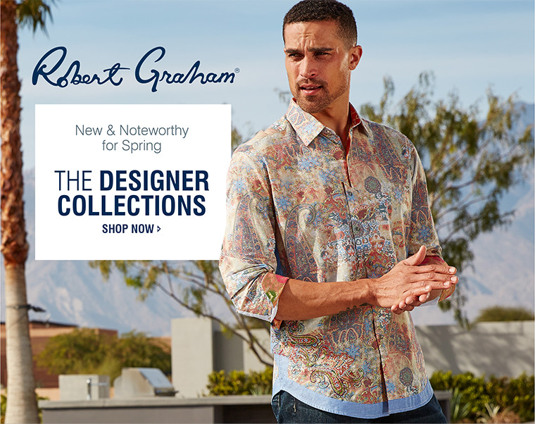 Robert Graham | New & Noteworthy for Spring | THE DESIGNER COLLECTIONS