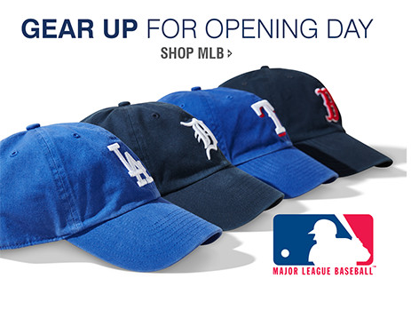 GEAR UP FOR OPENING DAY | SHOP MLB