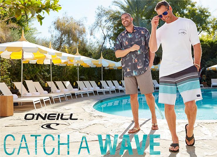 O'NEILL | CATCH A WAVE