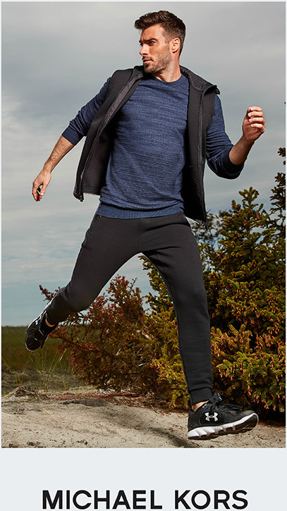 MICHAEL KORS | From refined office suiting to active style made to move, Michael Kors offers streamlined essentials.