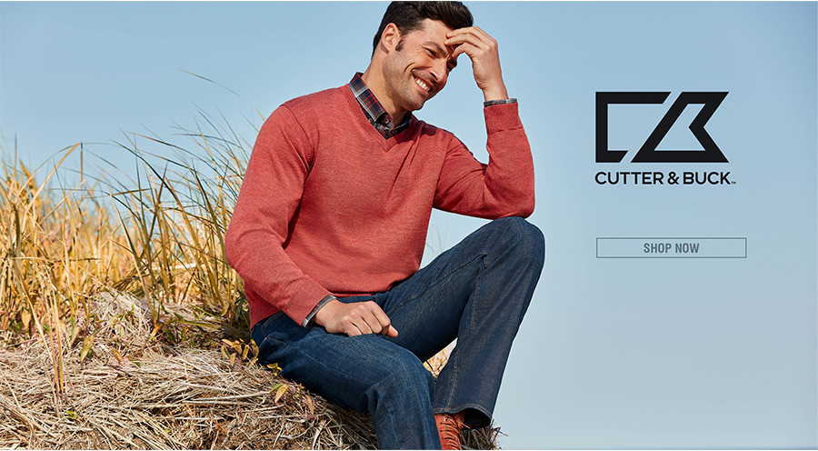 CUTTER & BUCK | Versatile must-haves made modern in new colors and prints for the season ahead.