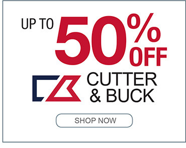 UP TO 50% OFF CUTTER AND BUCK SHOP NOW