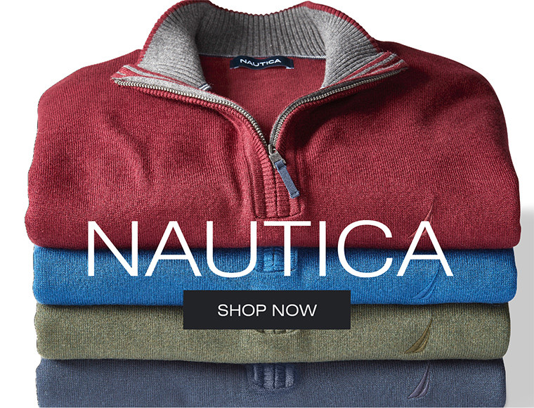 NAUTICA SHOP NOW
