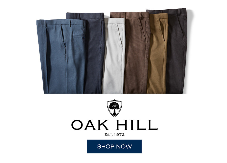 OAK HILL | SHOP NOW