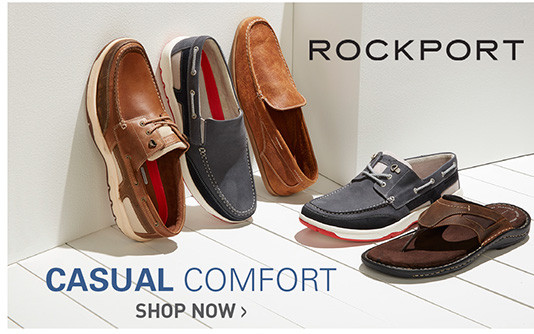 ROCKPORT | CASUAL COMFORT