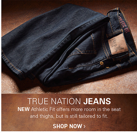 TRUE NATION JEANS