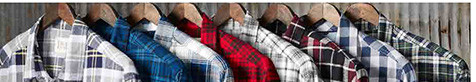 FALL FOR FLANNEL | YOUR FAVORITE RUGGED WEEKEND LAYER