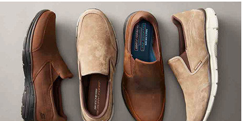 SKECHERS | SOOTH YOUR SOLES WITH THE ALL-DAY CONFORT OF MEMORY FOAM | SHOP CASUAL SHOES