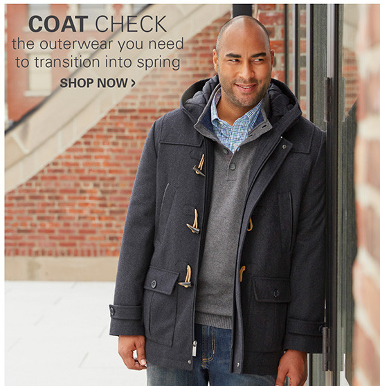 COAT CHECK | THE OUTERWEAR YOU NEED TO TRANSITION INTO SPRING