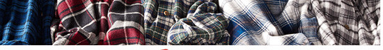 PLAID TIDINGS | WARM UP HIS HOLIDAYS WITH A CLASSIC FLANNEL