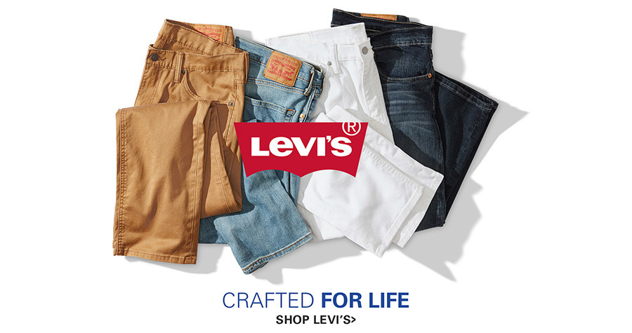 LEVI'S | CRAFTED FOR LIFE