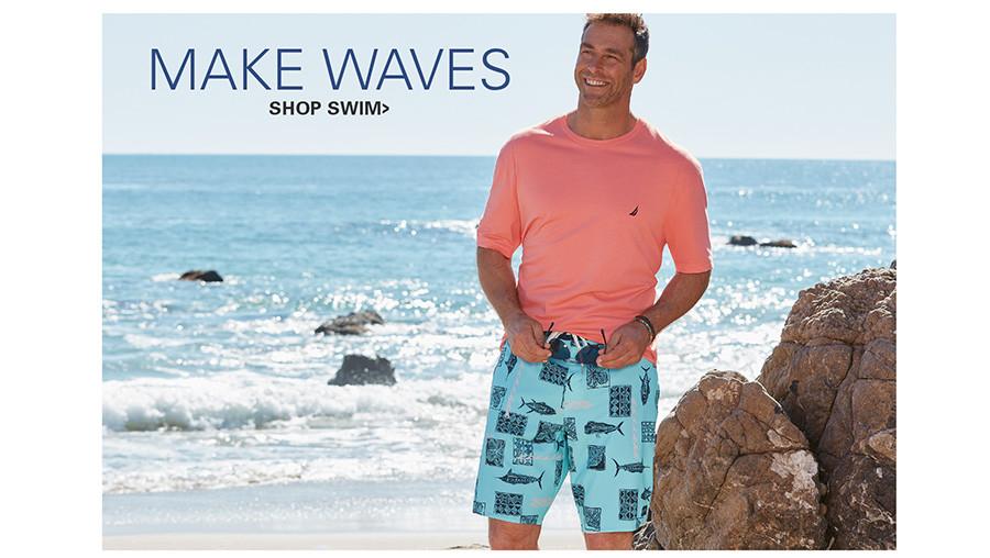 MAKE WAVES | SWIM