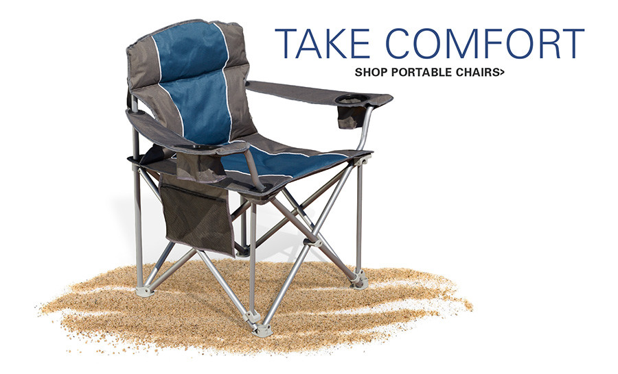 TAKER COMFORT | PORTABLE CHAIRS