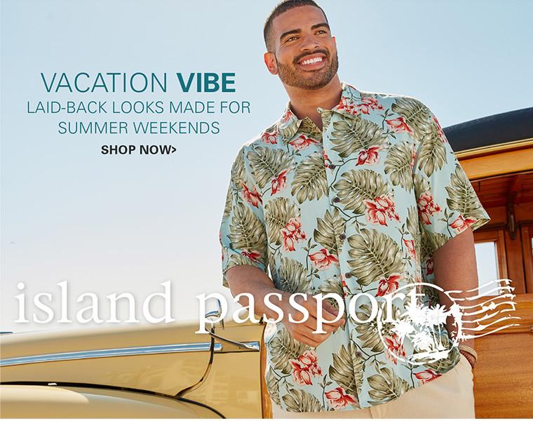 VACATION VIBE | ISLAND PASSPORT