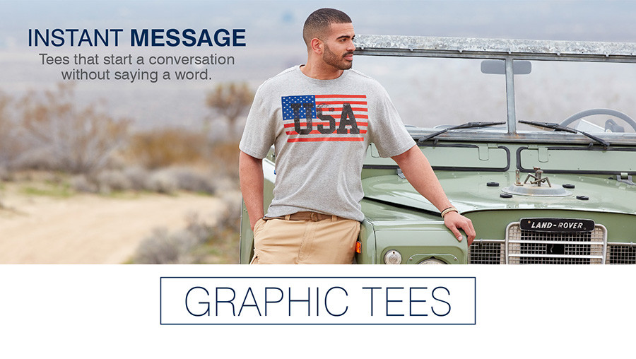 GRAPHIC TEES | INSTANT MESSAGE