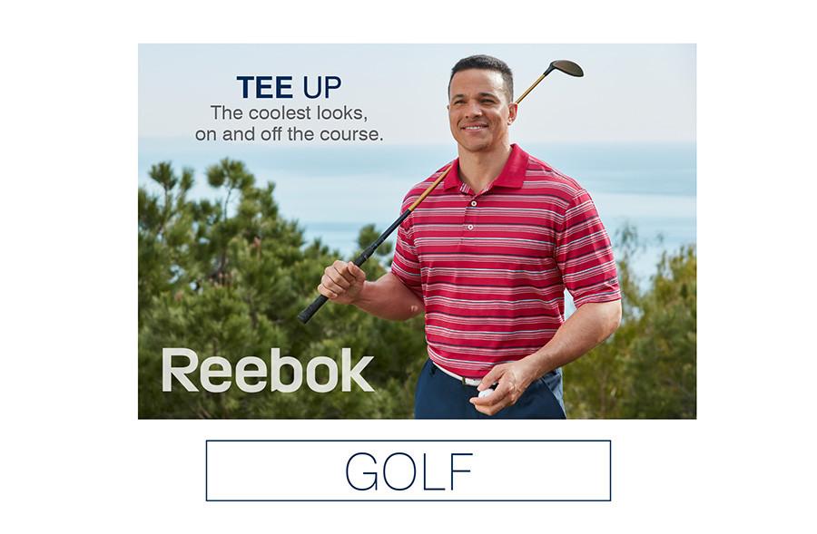 REEBOK | TEE UP