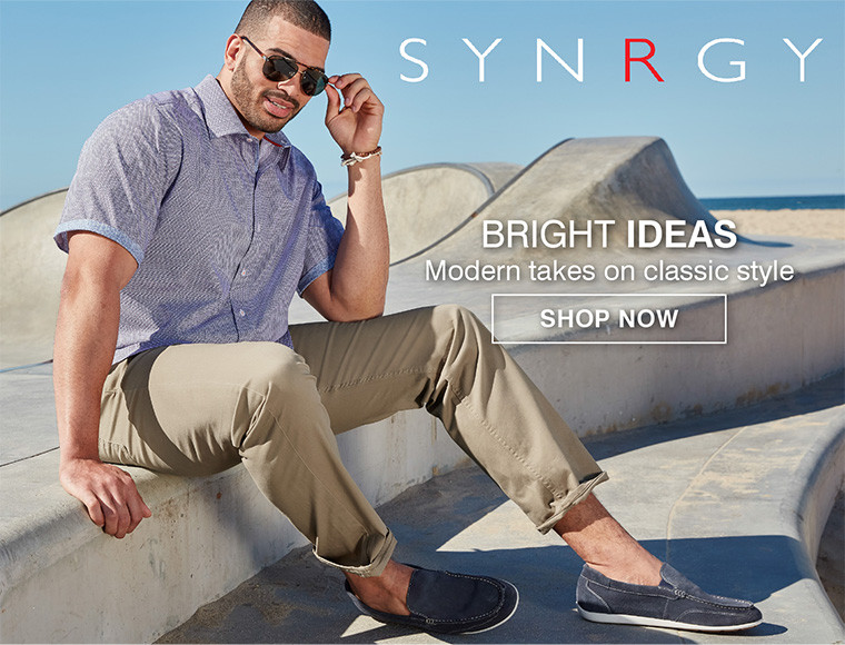 SYNRGY | BRIGHT IDEAS | MODERN TAKES ON CLASSIC STYLE