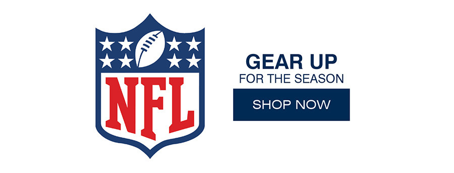 NFL | GEAR UP FOR THE SEASON