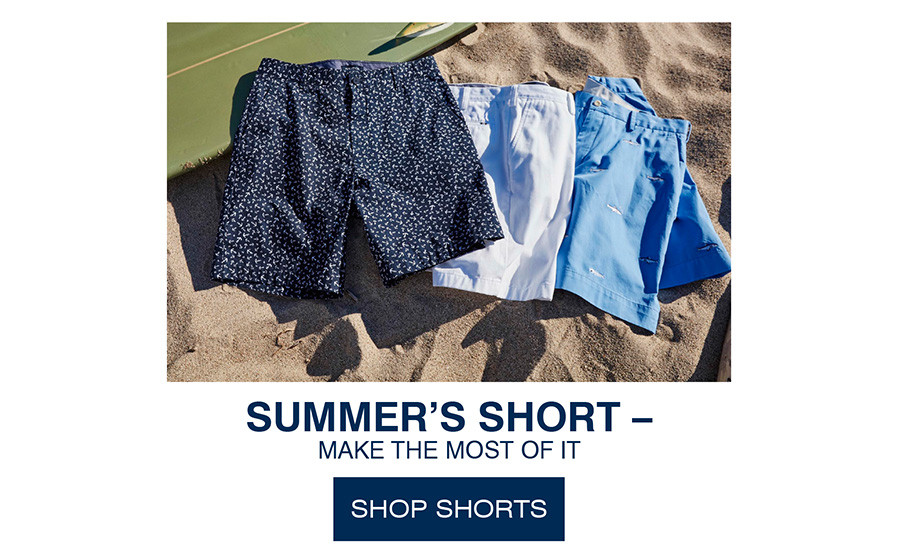SHORTS | SUMMER'S SHORT - MAKE THE MOST OF IT