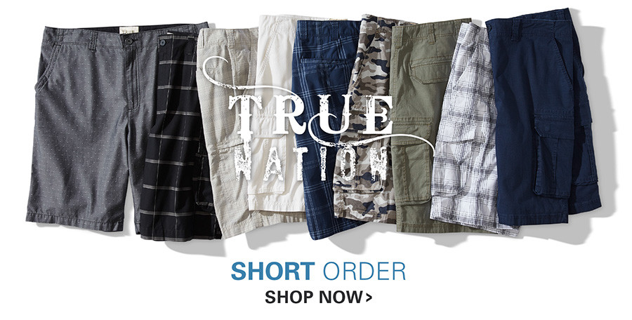 TRUE NATION | SHORT ORDER
