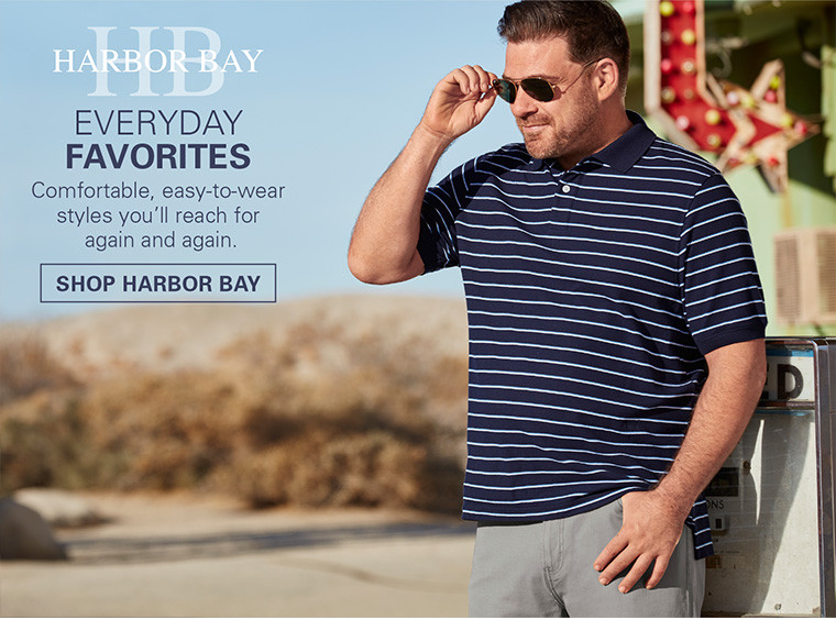HARBOR BAY | EVERYDAY FAVORITES
