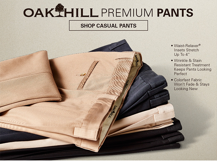 OAK HILL PREMIUM PANTS
