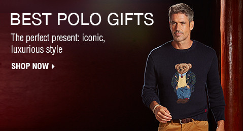 BEST POLO GIFTS | The perfect present: iconic, luxurious style | SHOP NOW