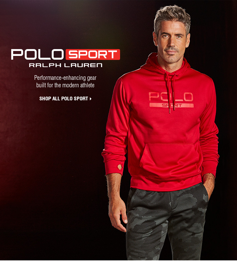 POLO SPORT | RALPH LAUREN | Performance-enhancing gear built for the modern athlete | SHOP ALL POLO SPORT