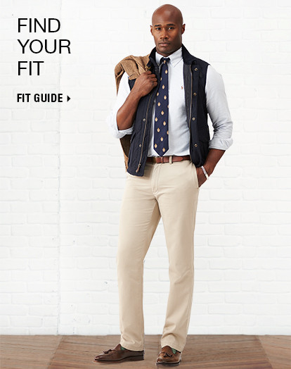 FIND YOUR FIT | FIT GUIDE