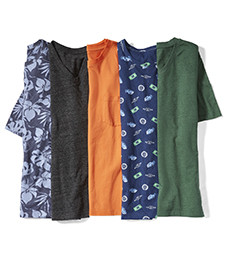 MIX & MATCH SHORT-SLEEVE TEES