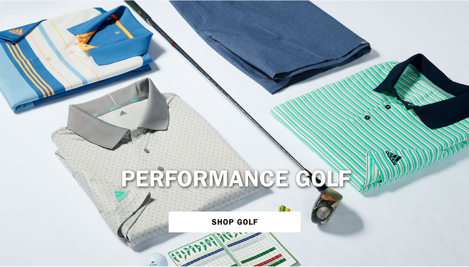 PERFORMANCE GOLF | SHOP GOLF