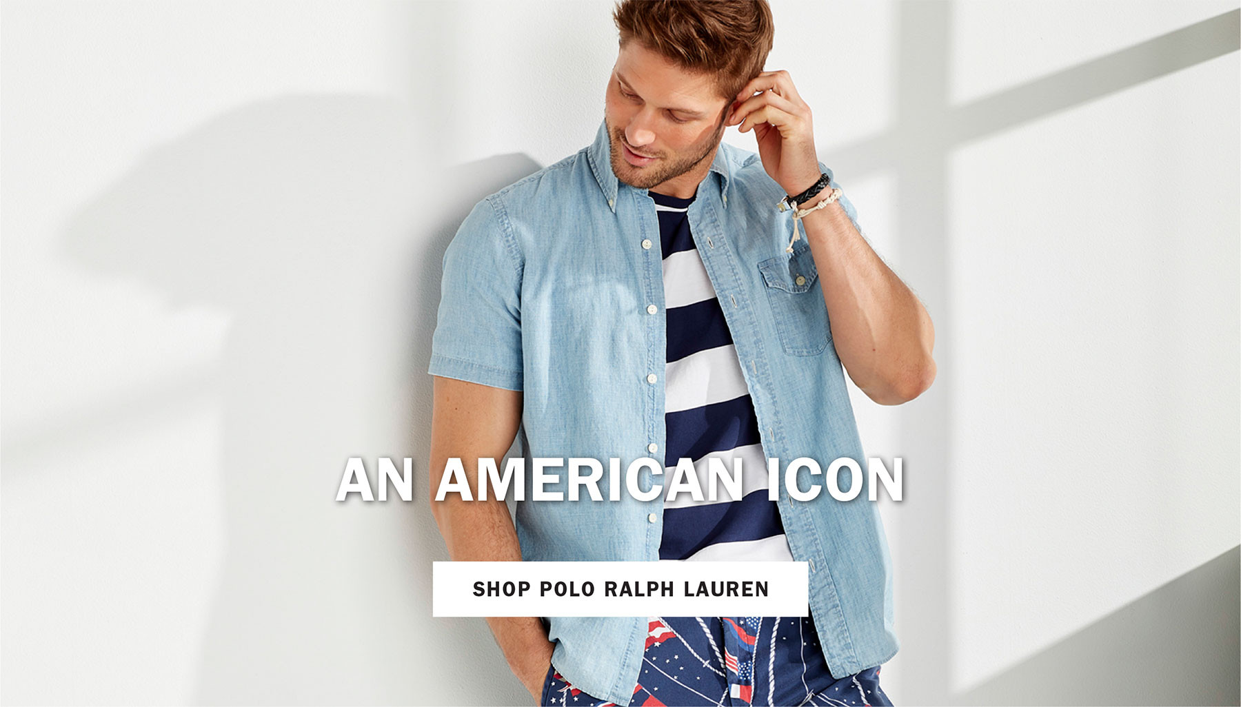 AN AMERICAN ICON | SHOP POLO RALPH LAUREN