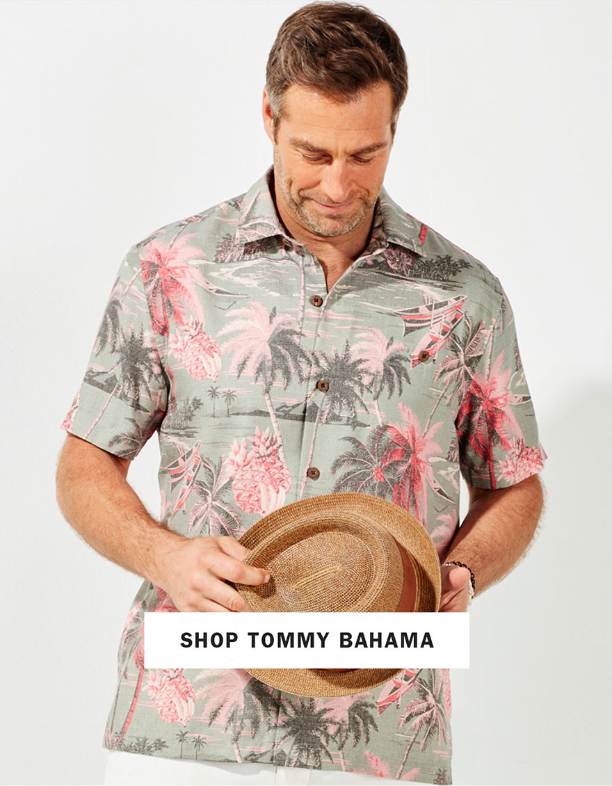 SHOP TOMMY BAHAMA