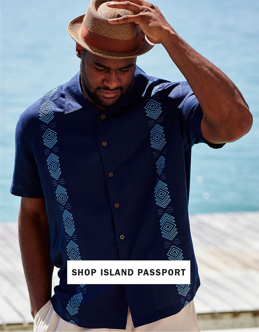 SHOP ISLAND PASSPORT