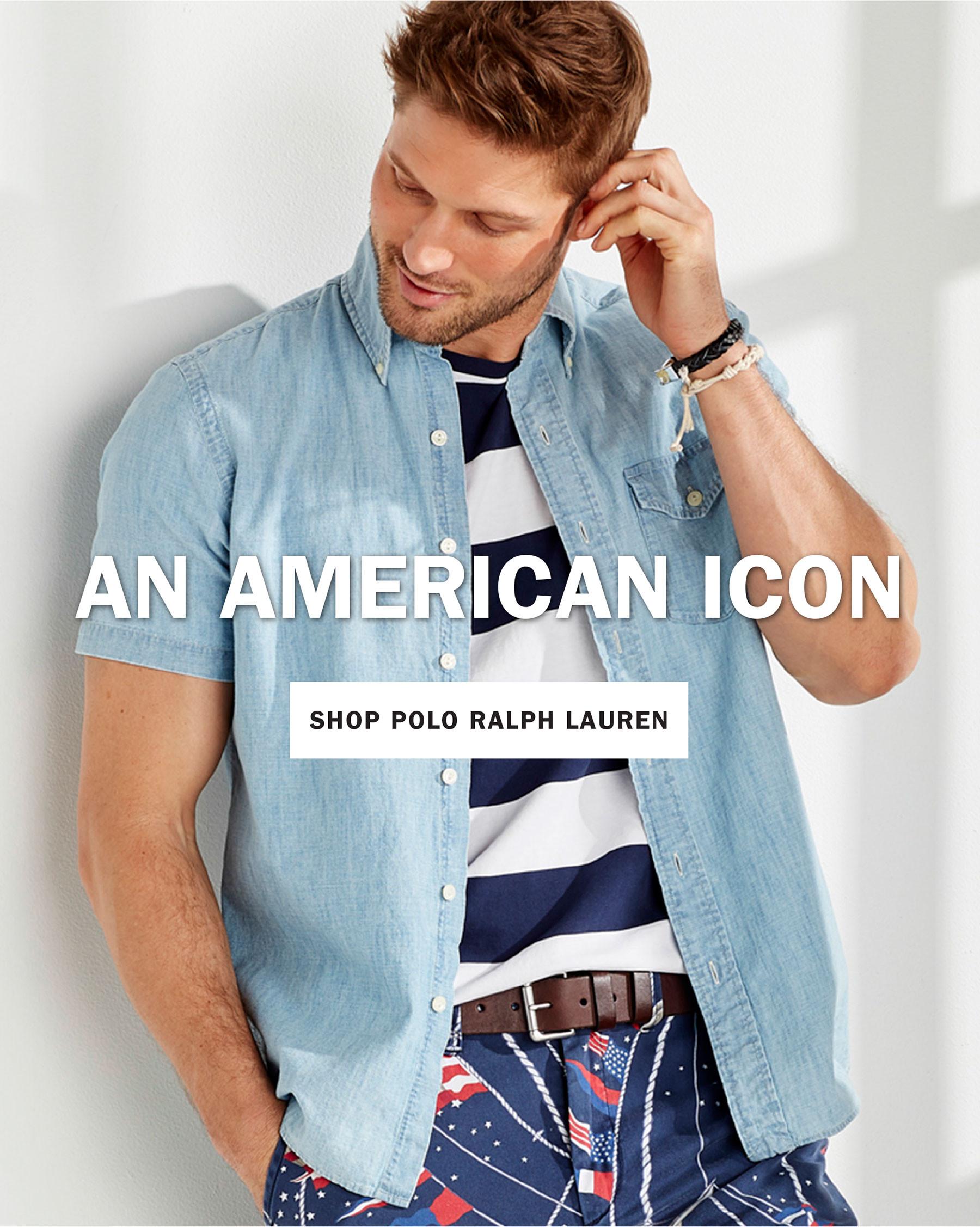 AN AMERICAN ICON | SHOP POLO RALPH LAUREN