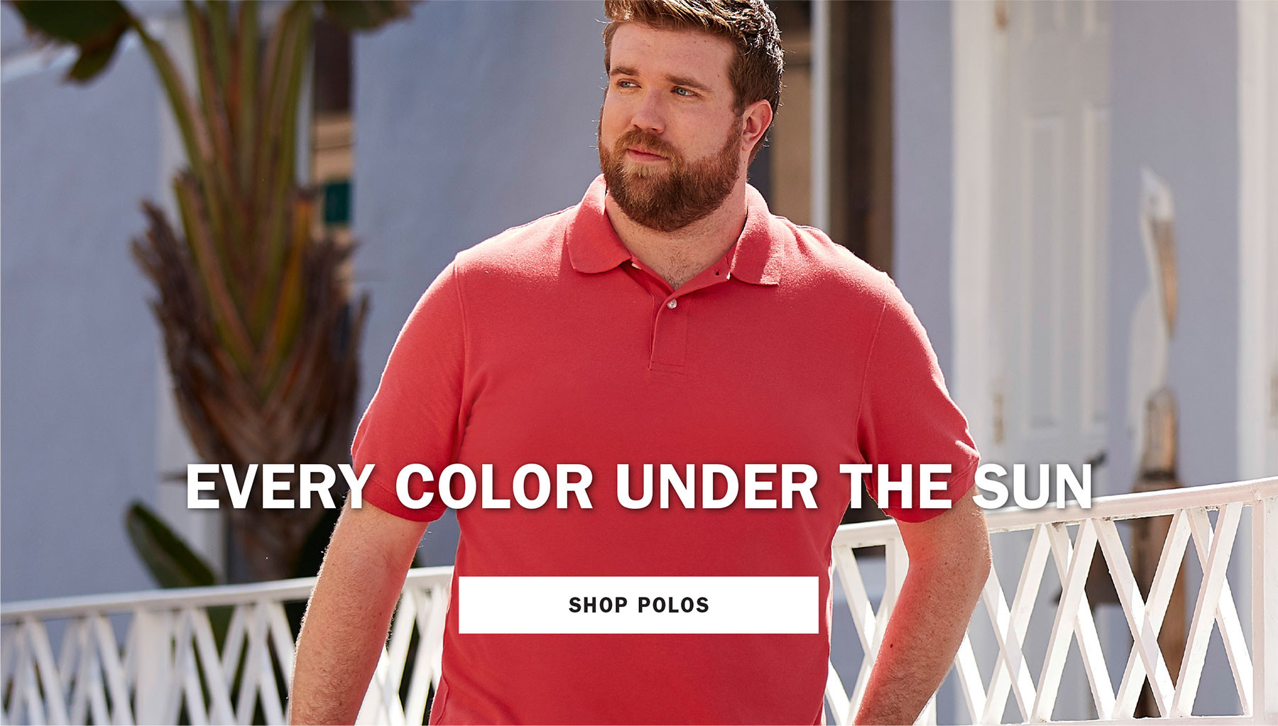 EVERY COLOR UNDER THE SUN | SHOP POLOS